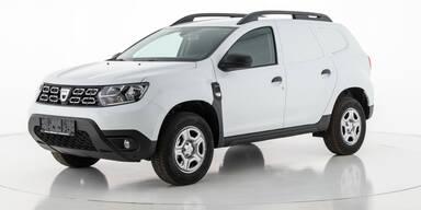 Dacia bringt neue Duster-Variante