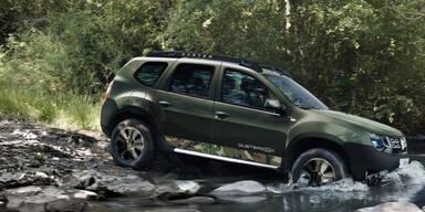 Dacia greift mit dem Duster Seek an