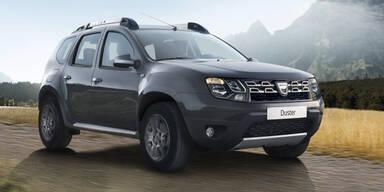 Dacia hat eine Million Duster gebaut