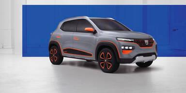So kommt Dacias billiges Elektroauto