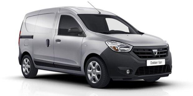 Jetzt bringt Dacia auch noch den Dokker