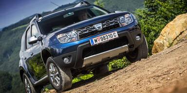 Dacia rüstet jetzt den Duster auf