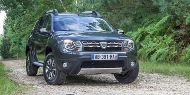 "Alle Infos vom ""neuen"" Dacia Duster"