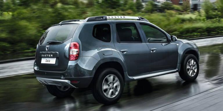 """Der """"neue"""" Dacia Duster im Test"""