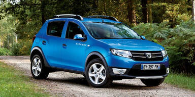 Dreimillionster Dacia verkauft