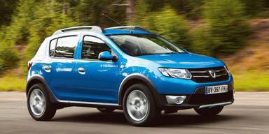 Dacia Sandero Stepway zum Kampfpreis