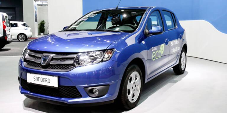 Neuer Mini-Dacia soll nur 5.000 Euro kosten