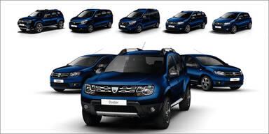 Dacia: Top-Navi und Sondermodelle