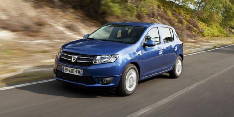 Dacia erreicht neuen Meilenstein