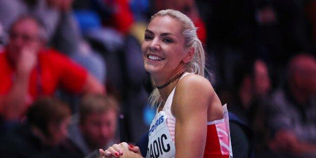 Dadic holt WM-Silber im Fünfkampf