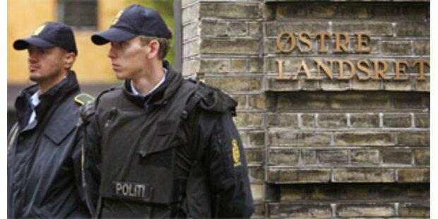 Dänische Polizei findet Sprengstoff in Kopenhagen