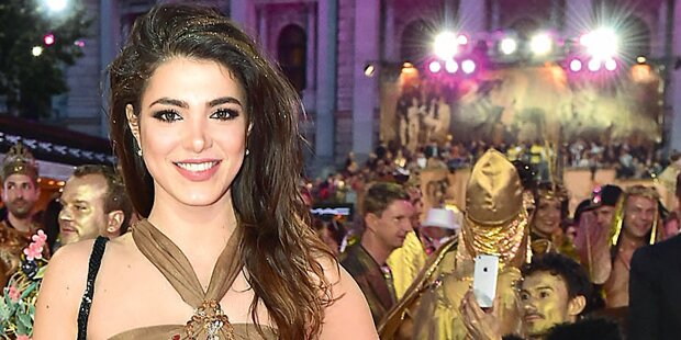 Amina Dagi tritt bei