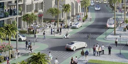 Mercedes & Bosch legen mit Roboautos los