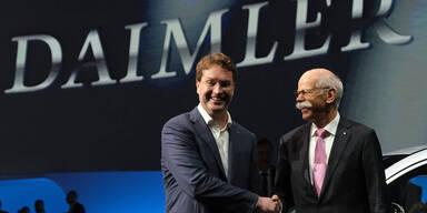 Generationswechsel an der Daimler-Spitze