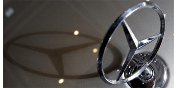 Daimler will bei Personal 2 Mrd. sparen