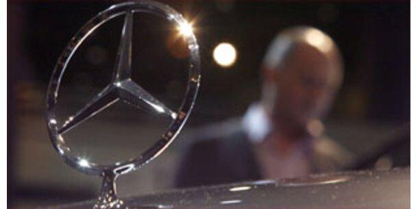 Daimler-Umbennung kostet 70 Millionen Euro