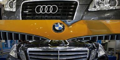 Audi, BMW und Daimler mit großen Zielen
