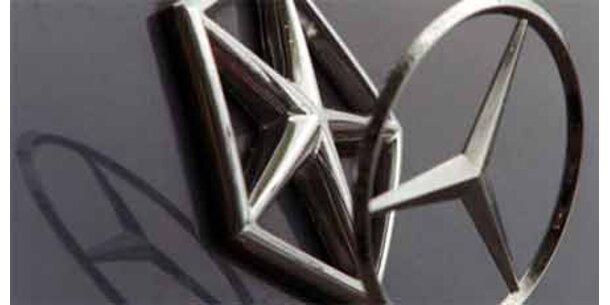 Daimler trennt sich von Chrysler