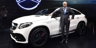 Daimler will autonome Autos testen