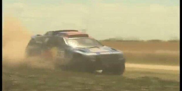 Rallye Dakar - Tag 1