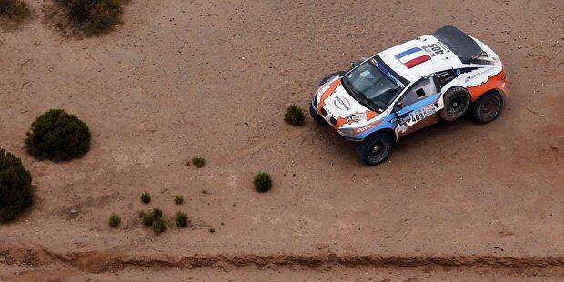 Erstes Todesopfer bei der Rallye Dakar