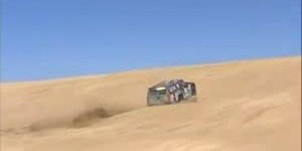 Rallye Dakar: Das war die 1. Etappe
