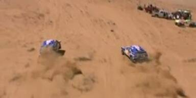 Rallye Dakar - 9. Etappe