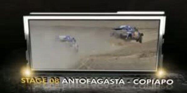 Rallye Dakar - Tag 10