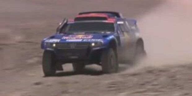Ralley Dakar - Tag 5