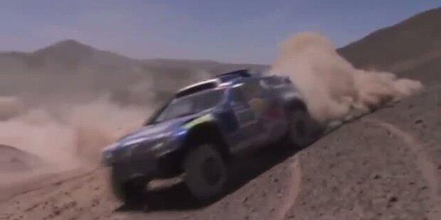 Rallye Dakar Tag 7