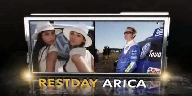 Rallye Dakar Tag 8