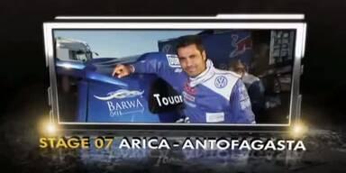 Rallye Dakar Tag 9
