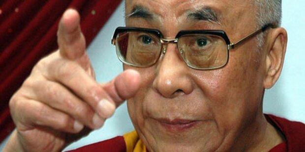 China spionierte Dalai Lama aus