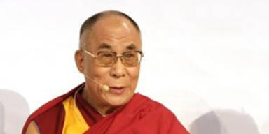 Wirbel um Dalai Lama-Besuch bei Merkel