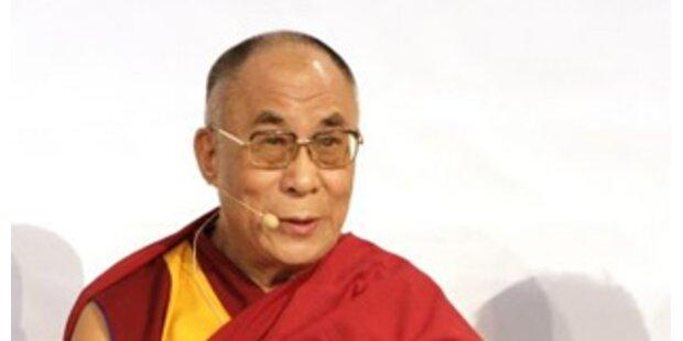 Bush empfängt Dalai Lama im Weißen Haus