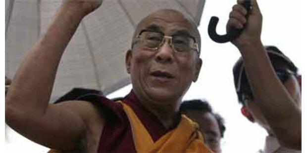 Heftige Kritik Chinas am Dalai Lama
