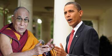 Obama weicht dem Dalai Lama aus