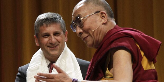 Wien feiert den Dalai Lama