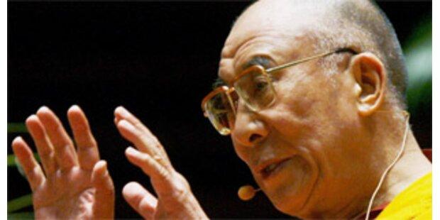 Dalai Lama will China Autonomieplan vorlegen