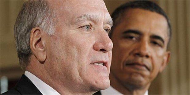 Obama ernennt JPMorgan-Manager zum Stabschef