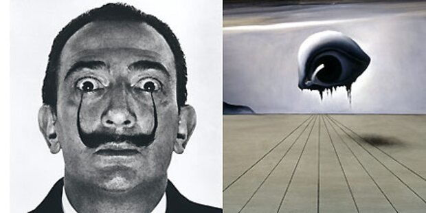 Dalí & Co: Große Surrealismus-Schau