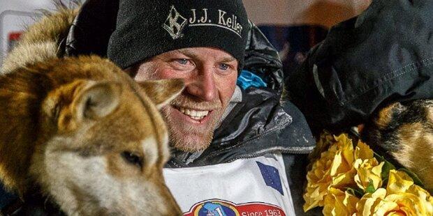 Skandal: Star-Schlittenführer dopte seine Hunde