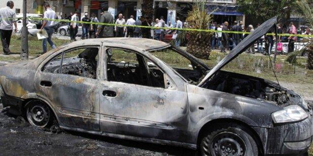 13 Tote bei Anschlag in Damaskus