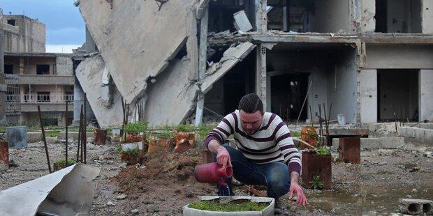Damaskus: Mindestens 46 Tote bei Doppelanschlag