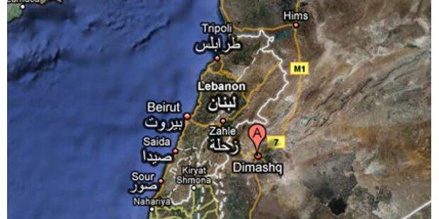 Österreicher in Damaskus enthaftet