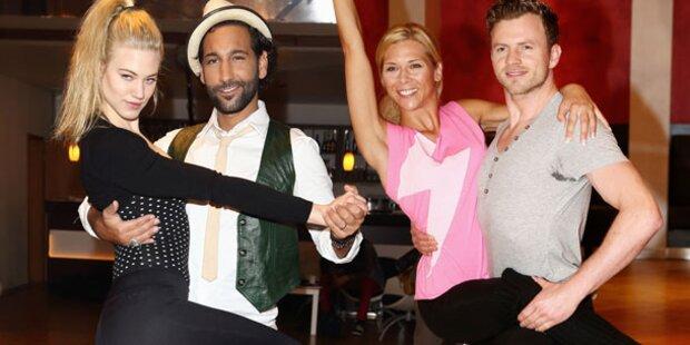 Let's Dance: Das sind die ersten Tänze