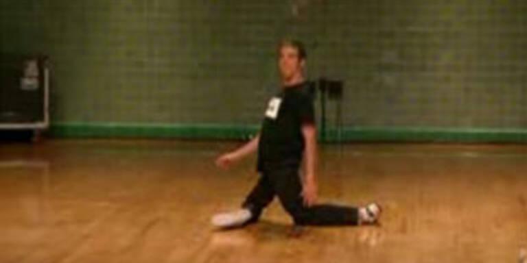 Robo-Dancer begeistert im Internet