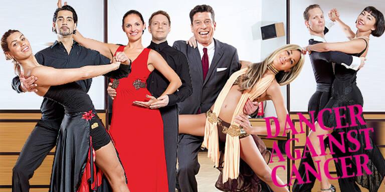 Die Stars des 'Dancer against Cancer'-Balls
