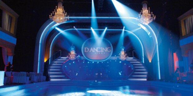 Dancing Stars: Aus  für vier Profitänzer