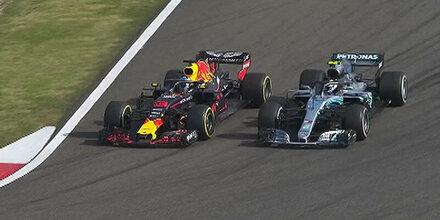 Ricciardo gewinnt irres Rennen in China